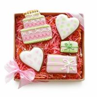Набор имбирных пряников Cookie Craft Сладкий презент 200 гр
