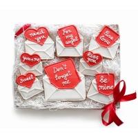 Набор имбирных пряников Cookie Craft Сладкие валентинки 450 гр