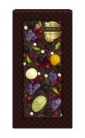 Шоколад Драгоценности темный с украшением 100 г