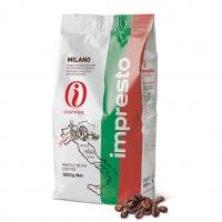 Кофе Impresto Milano в зернах 1 кг