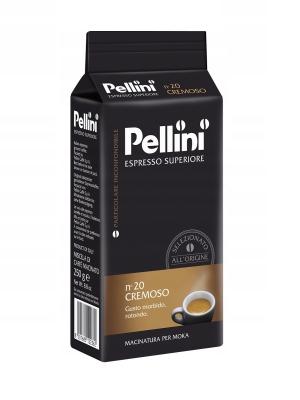 Кофе молотый Pellini Moka Cremoso №20 250 г