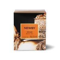 Чай Newby Цейлон черный листовой 100гр
