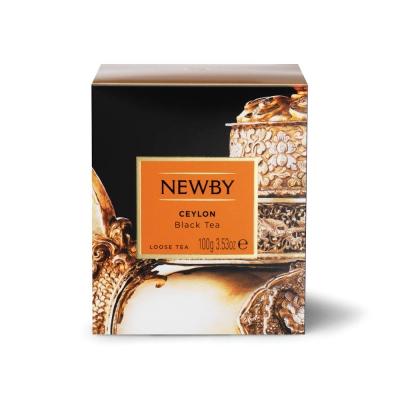 Чай Newby Цейлон черный листовой 100 гр