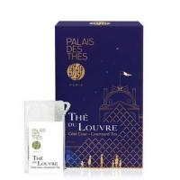 Чай Palais des Thes черный Чай Лувра Вечерний дворец в муслиновых пакетиках 20шт по 2 г