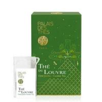 Чай Palais des Thes Зеленый Чай Лувра Утренний сад в муслиновых пакетиках 20шт по 2 г