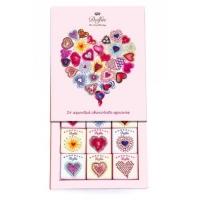 Набор шоколадок Dolfin Love в упаковке 24 штук пои 5 грамм