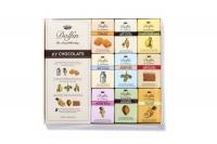 Набор шоколадок Dolfin Pieces 27 в упаковкештук по 10грамм