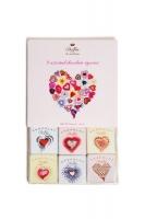 Набор шоколадок Dolfin Love в упаковке 9 штук по 5 грамм