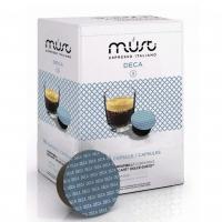 Кофе молотый в капсулах системы Must Dolce Gusto Deca (Маст Дольче густо Дека) 16 шт