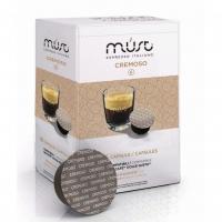 Кофе молотый в капсулах системы Must Dolce Gusto Cremoso (Маст Дольче Густо Кремосо) 16 шт