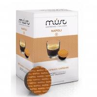 Кофе молотый в капсулах системы Must Dolce Gusto Napoli (Маст Дольче Густо Наполи) 16 шт