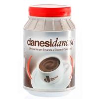 Горячий шоколад Danesi Dancioc банка 1кг.