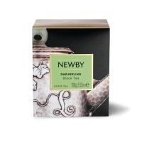 Чай Newby Дарджилинг черный листовой 100гр