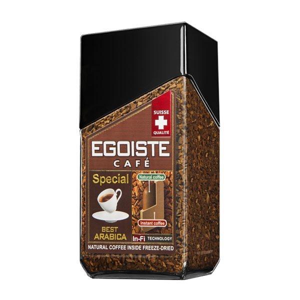 Сублимированный кофе In-Fi EGOISTE Special 50 гр