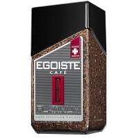Сублимированный кофе EGOISTE Platinum 100гр