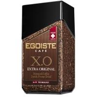 Сублимированный кофе In-Fi EGOISTE  X.O. 100гр
