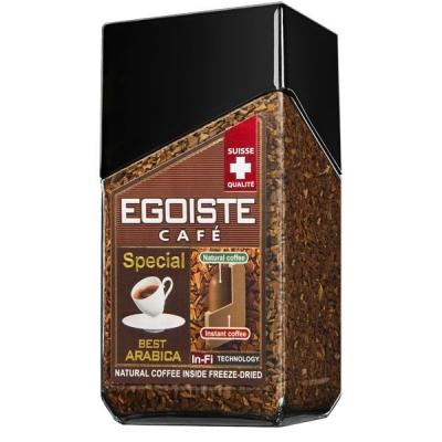 Сублимированный кофе In-Fi EGOISTE Special 100 гр
