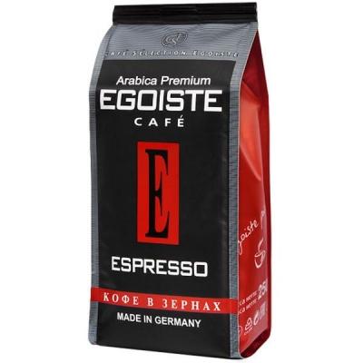 Зерновой кофе EGOISTE Espresso 250 гр