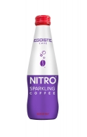 Кофейный напиток Egoiste Nitro Sparkling Coffee Bottle 250 мл
