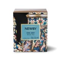 Чай Newby Эрл Грей черный листовой 100гр