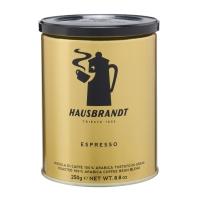 Кофе молотый Hausbrandt Эспрессо в банке 250 г