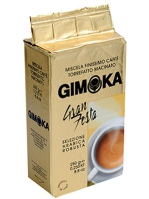 Кофе молотый Gimoka ORO Gran Festa (Гимока Оро Гран Фиеста) 250 гр