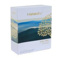 Черный чай Heladiv Earl Grey в пакетиках 100шт
