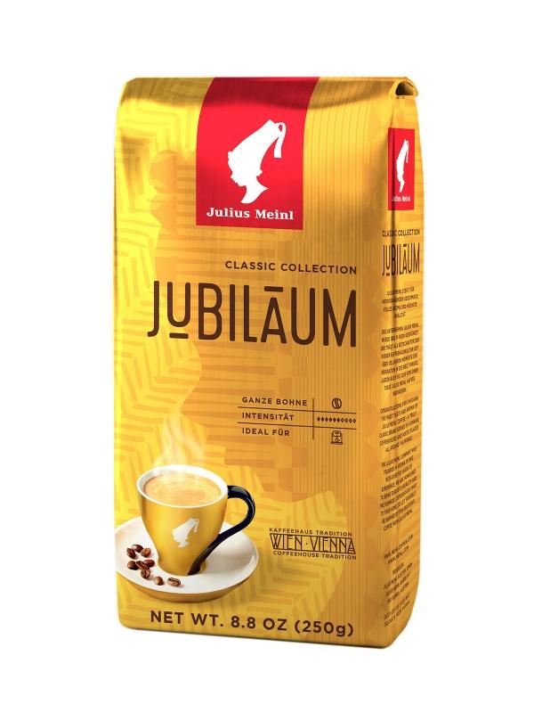 Кофе в зернах Julius Meinl Юбилейный Классическая коллекция 250 г