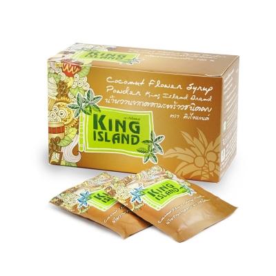 Кокосовый сахар King Island саше 8 г х 20 шт