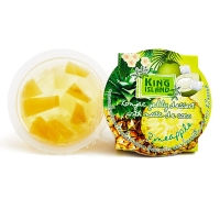 Фрукты в желе с конжаком (ананас) King Island 120 г