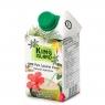 Кокосовая вода без сахара King Island 500 мл