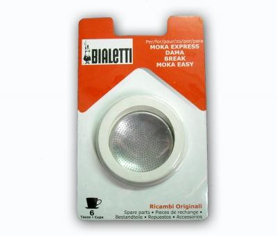 Набор уплотнительных колец для гейзерных кофеварок Bialetti на 6 чашек