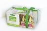 Фруктовая коллекция подарочная коллекция чая Liran Super Fruits в пирамидках 12 шт 24 г