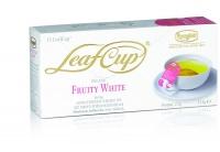 Ronnefeldt Leaf Cup Bio Fruity White Белый чай с фруктами Ароматизированный белый чай со вкусомгруши и персика в пакетиках 15штук в упаковке 31,5гр
