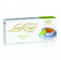 Ronnefeldt Leaf Cup Verveine Лимонная вербена Травяной чай в пакетиках 15штук в упаковке 18гр