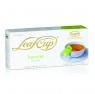 Ronnefeldt Leaf Cup Verveine Лимонная вербена Травяной чай в пакетиках 15 штук в упаковке 18 гр