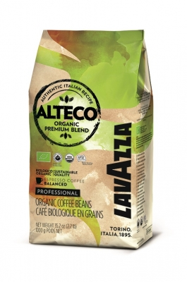 Кофе зерновой Lavazza Alteco 1 кг