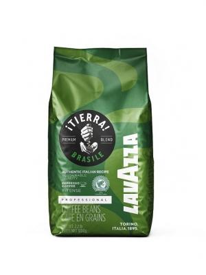 Кофе зерновой Lavazza Tierra Brazile 1 кг