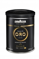 Кофе молотый Lavazza Qualita Oro Mountain Grown жестяная банка 250 г