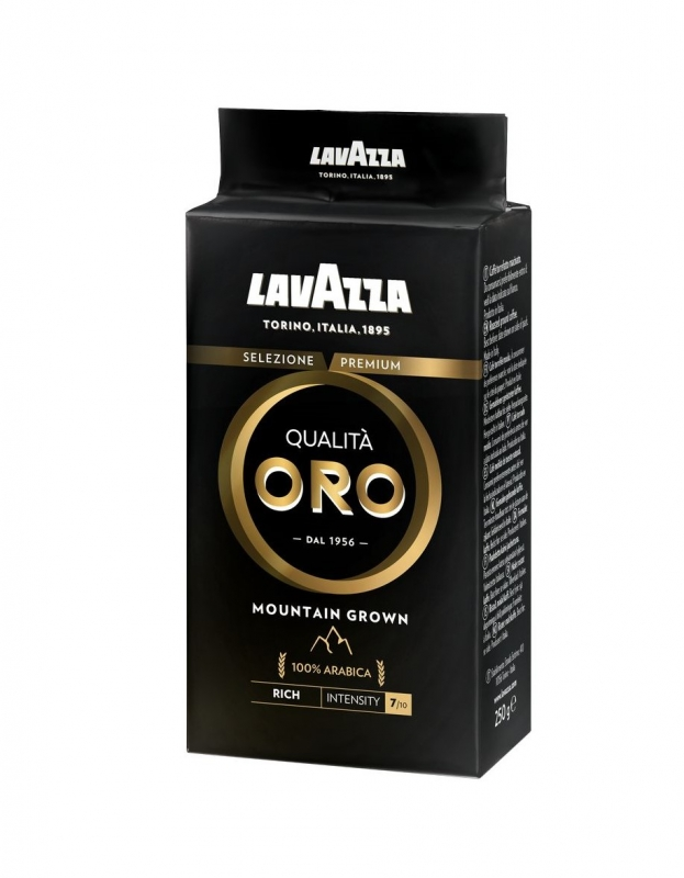 Кофе молотый Lavazza Qualita Oro Mountain Grown 250 г