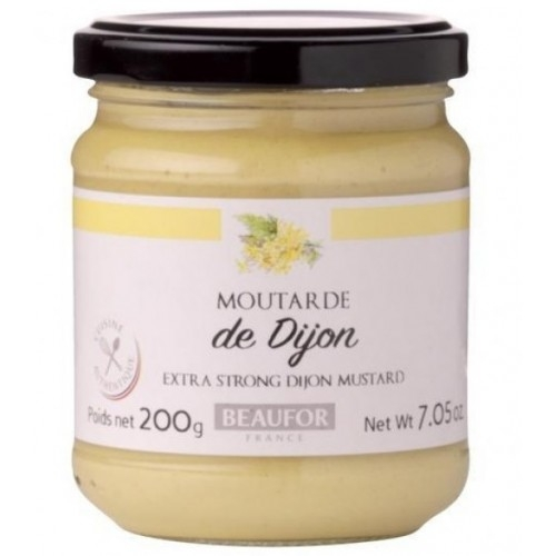 Французская горчица экстра сильная 200 грамм