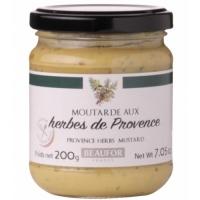 Французская горчица с травами прованс 200 грамм