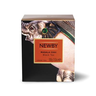 Чай Newby Масала черный листовой 100 гр