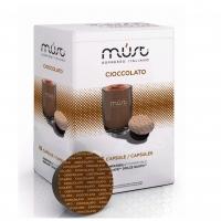 Кофе молотый взернах системы Must Dolce Gusto Chocolate (Маст Дольче Густо Чоколате) 16шт