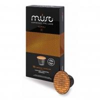 Кофе молотый в капсулах системы Must Nespresso Napoli (Маст Неспрессо Наполи) 10 шт