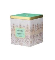 Зеленый чай Newby Цветок жасмина 125 г