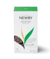 Чай Newby Дарджилинг 25 Пакетиков черный 50гр
