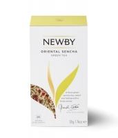 Чай Newby Восточная Сенча 25 Пакетиков зеленый 50гр