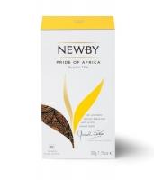 Чай Newby Гордость Африки 25 Пакетиков черный 50гр