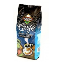 Кофе в зернах Oquendo El Cafe Descafeinado (Окендо Эль Кафэ Дескафеинадо) 1 кг